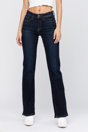 Judy Blue Dark Boot Cut Jeans