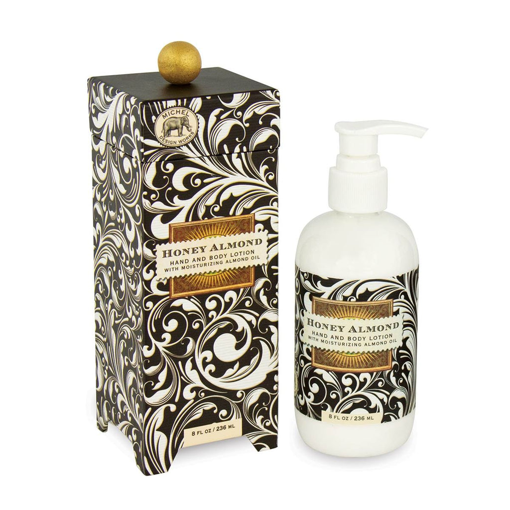 Honey Almond Lotion w/ Gift Box