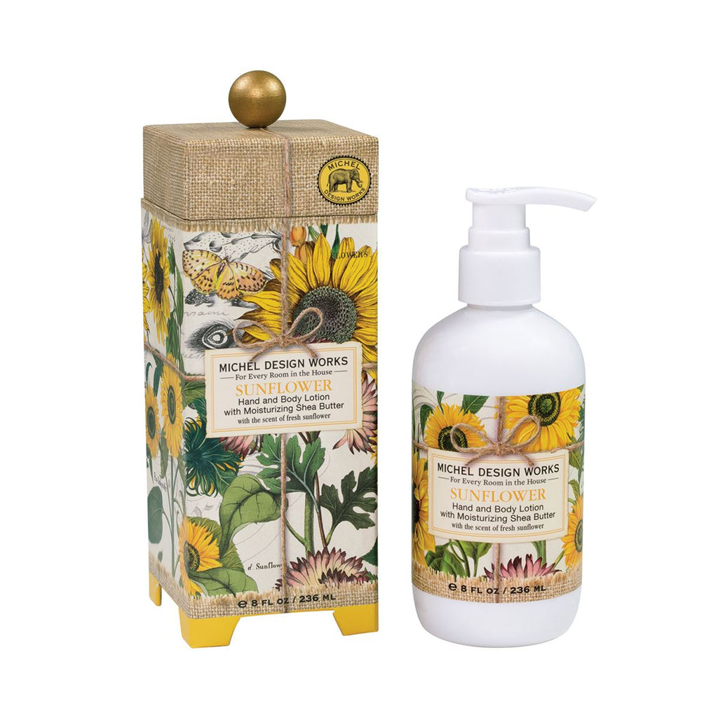 Sunflower Lotion w/ Gift Box