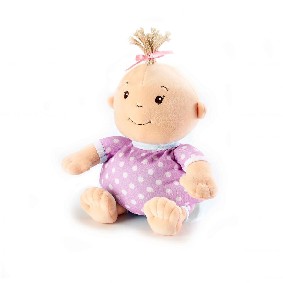 Warmies Cozy Plush Baby Girl | Cornell's Country Store