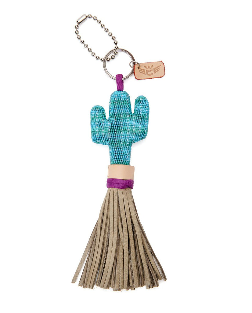 Paloma Prickly Charm - Consuela Bags