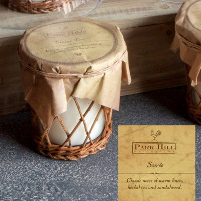 Parkhill Collection Soiree Candles | Cornell's Country Store