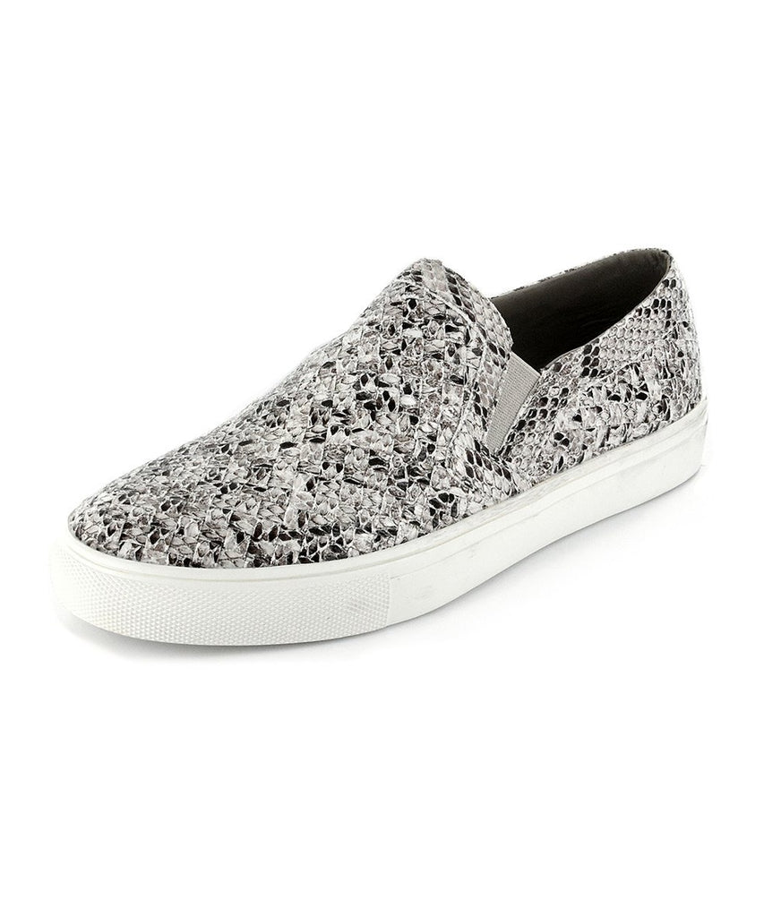 Corkys Black Python Slip on Sneakers | Cornell's Country Store