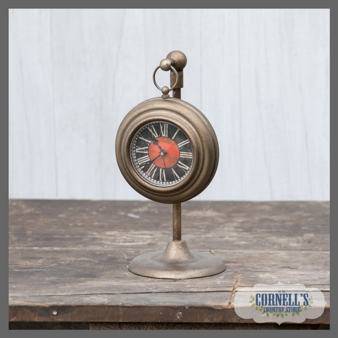 Ragon House Pedestal Clock | Cornell's Country Store