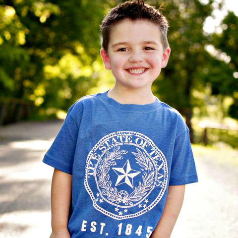 Texas Seal Kids' Graphic Tee Shirts