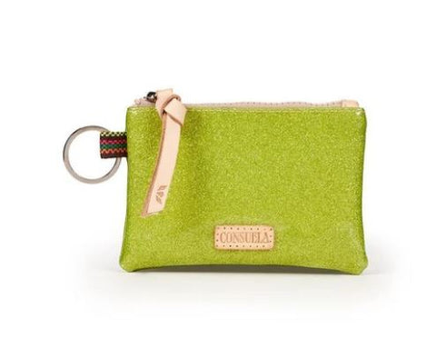 Consuela Bags - Verde Teeny Pouch | Cornell's Country Store