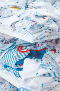 How Should I Store My Baby's  Clothing?