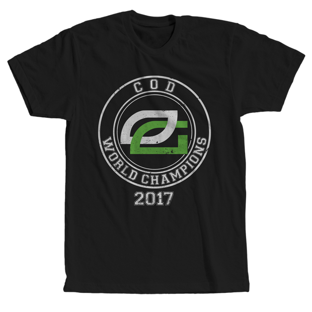 OpTic COD Champions 2017 T-Shirt - OpTic Gaming Official Global Store