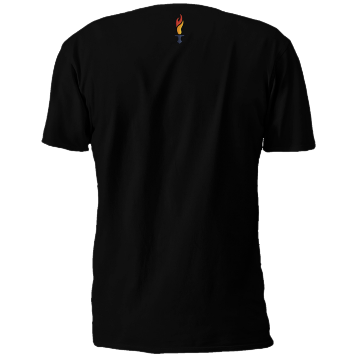 OPTIC FlameSword T-Shirt Back