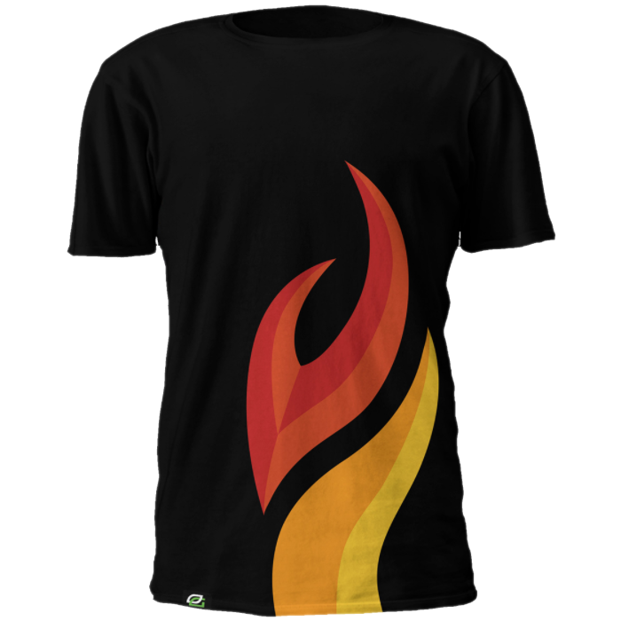 OPTIC FlameSword T-Shirt Front
