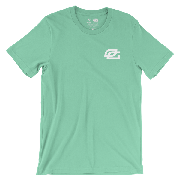 OG Pastel Tee - Mint - OpTic Gaming Official Global Store