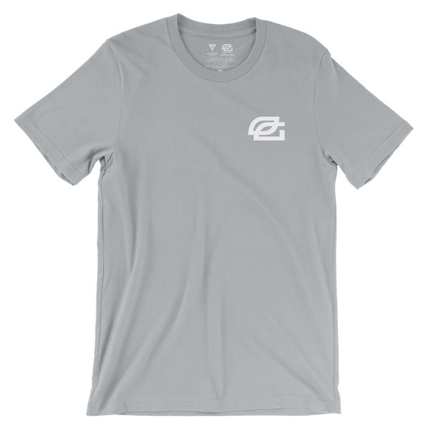 OG Pastel Tee - Silver - OpTic Gaming Official Global Store