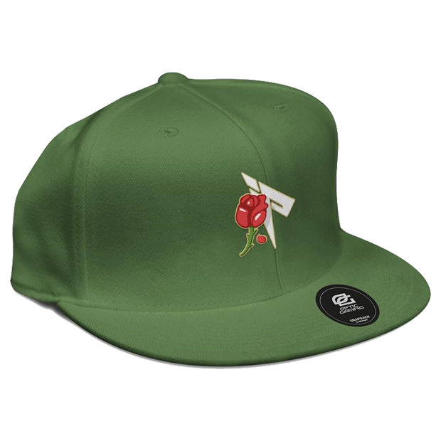 Pamaj - Perfectionism Snapback - Green