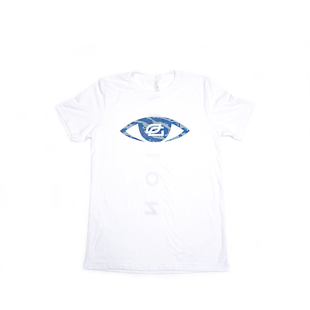 Vision Blue Camo Tee - OpTic Gaming Official Global Store