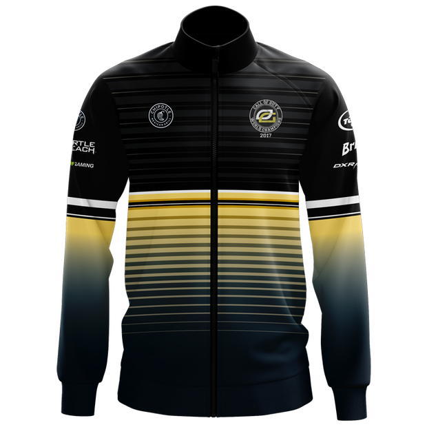 OpTic Player Jacket - COD Champions 2017 Gold Edition