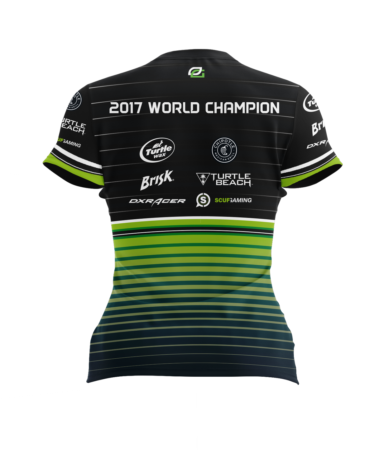 OpTic Women's Pro Jersey - COD Champions 2017 - OpTic Gaming Official Global Store