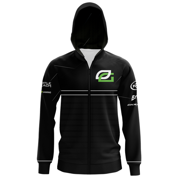 OpTic Gaming Player Hoodie 2018 Front