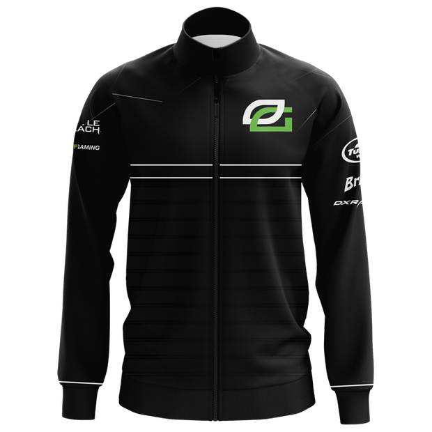 OpTic Gaming Player Jacket 2018 Front