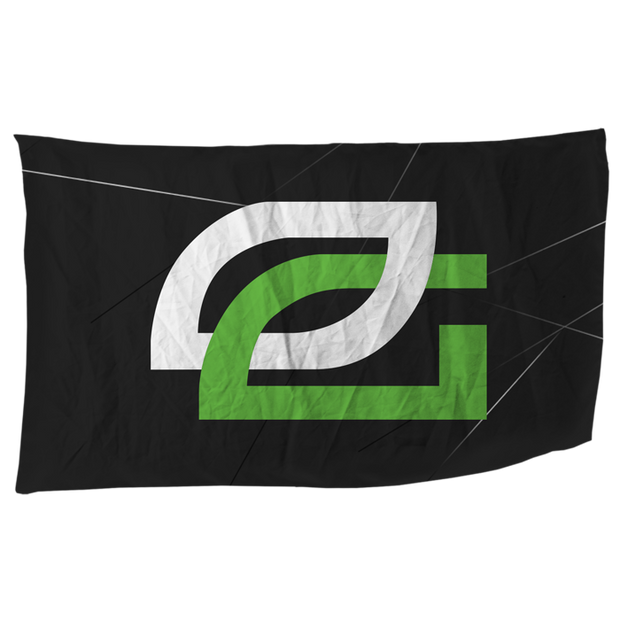 OpTic Gaming Flag 2018