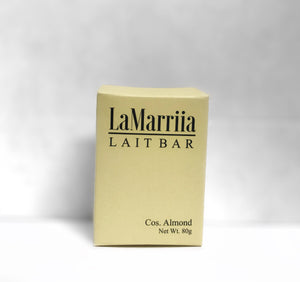 Cos. Almond Lait Bar - LaMarriia Company Inc