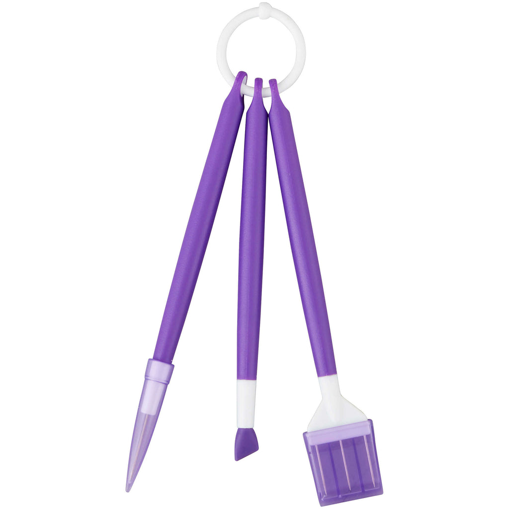 Wilton 3-Piece Cookie Decorating Tool Set