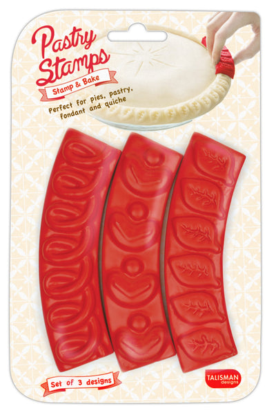 Talisman Designs Pastry Stamps (Set of 3)