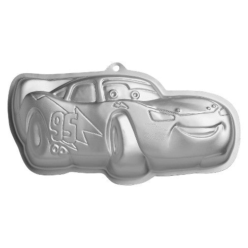 Wilton Cars Lightening McQueen Car Cake Pan