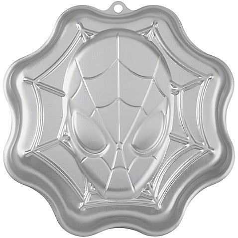 Wilton Spiderman Ultimate Cake Pan