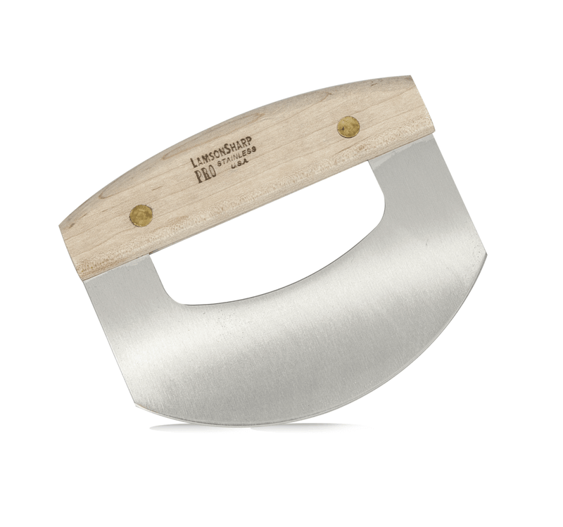 Lamson Maple Handle Bowl Chopper