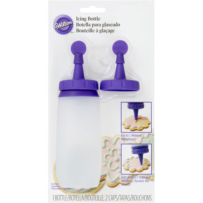 Wilton Silicone Cookie Decorating Bottle