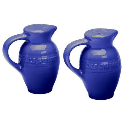 Le Creuset Stoneware 3-Ounce Salt & Pepper Shaker Set