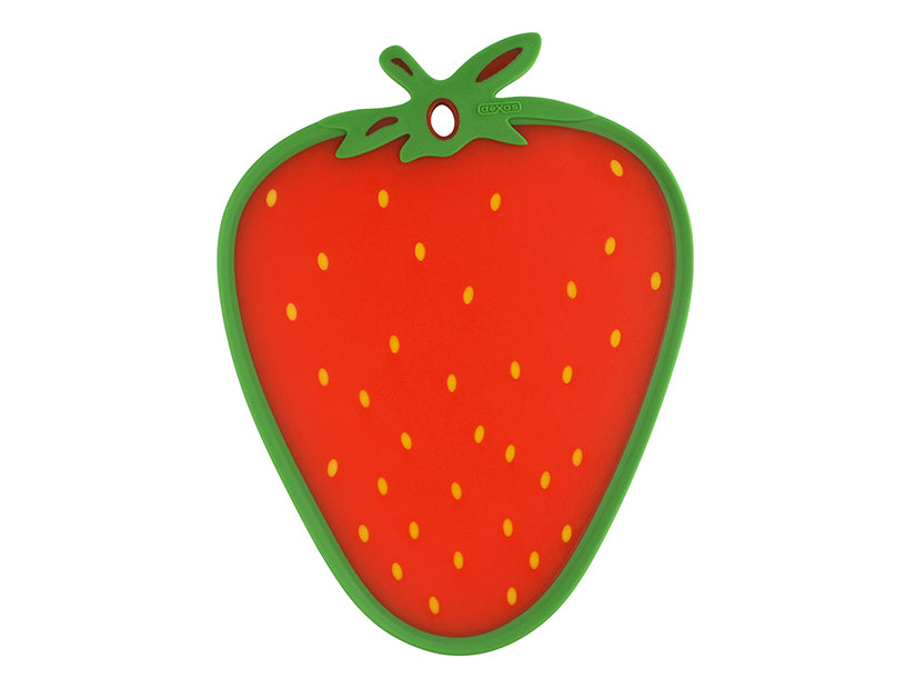 "Dexas Strawberry Cutting & Serving Board 13.5"" x 10.5"""