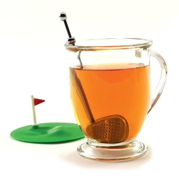 Norpro Tee Time Golf Club Tea Infuser