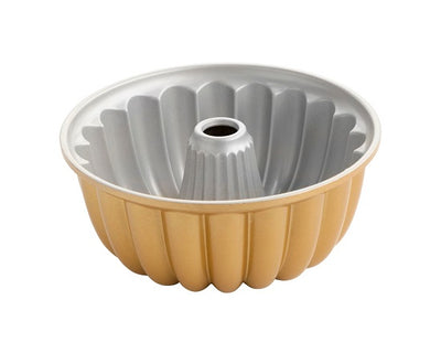Nordic Ware Bundt Elegant Party Pan, Platinum Collection