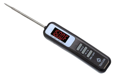 Taylor Grillworks Super Bright LED Thermometer