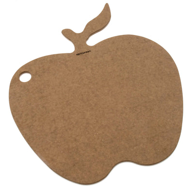 "Epicurean 15""x 12"" Apple Shape Cutting/Serving Board"