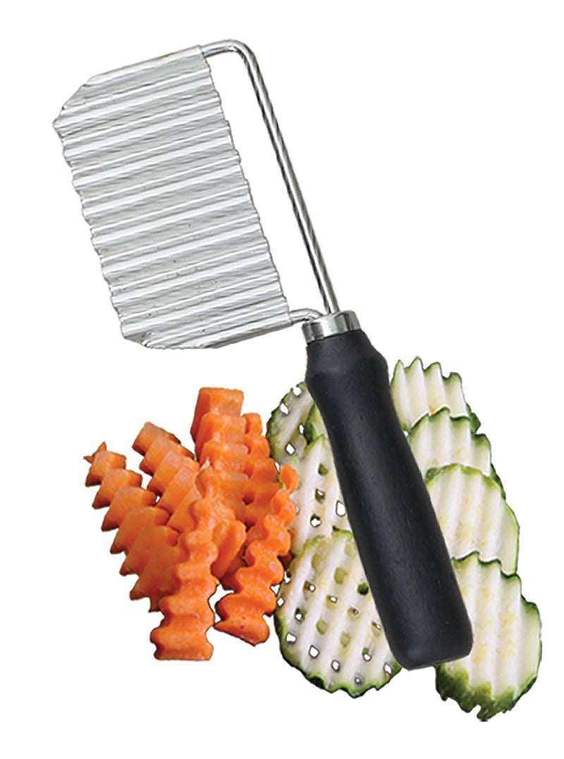 Chef Harvey's Stainless Steel Crinkle Cutter