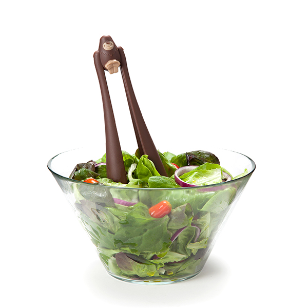 OTOTO Bigfoot Salad Tongs