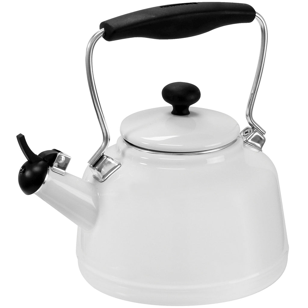 Chantal Enamel-on-Steel Vintage Teakettle