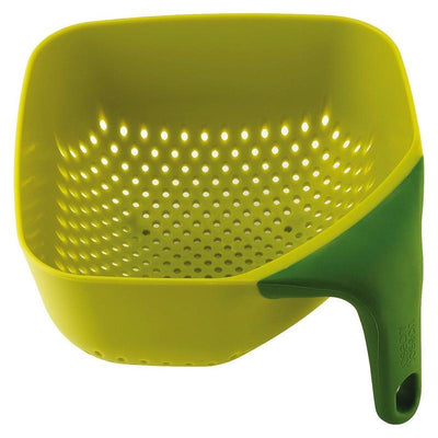 Joseph Joseph Square Colander in Green