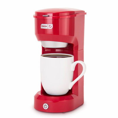 Dash Single Serve Drip Coffee Maker - Red