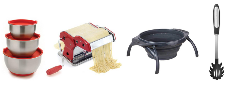 Pasta Making Bundle