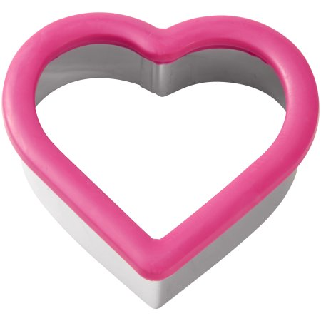 Wilton Comfort Grip Heart Cookie Cutter