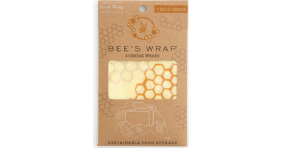 Bee's Wrap 3-Pack Cheese Wraps