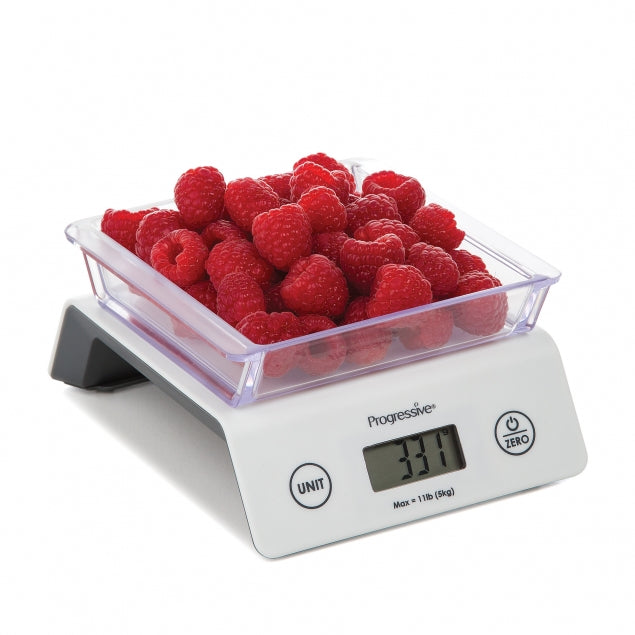 Progressive Prep Solutions Compact Kitchen Scale