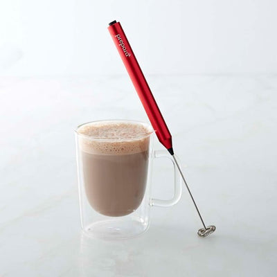 Prepara Milk Frother - Red