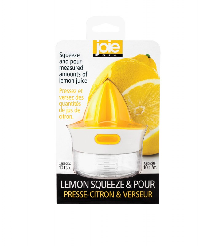 Joie Squeeze and Pour Citrus Juicer