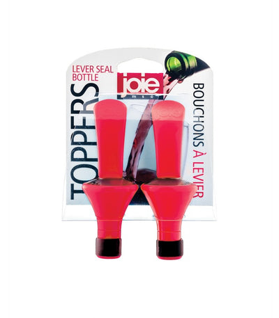 Joie Lever Seal Bottle Toppers - Set of 2