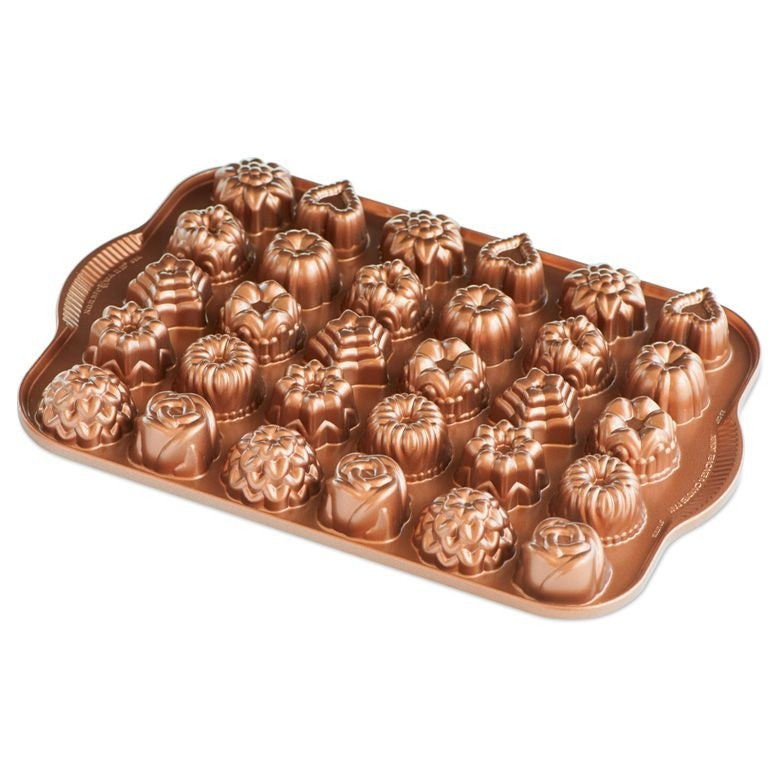 Nordic Ware Tea Cakes & Candies Pan