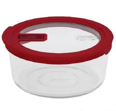 Pyrex 7-Cup Food Storage Container with Lid